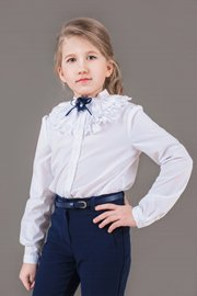 Школьные Блузки Для Девочек 2014 В Санкт Петербурге